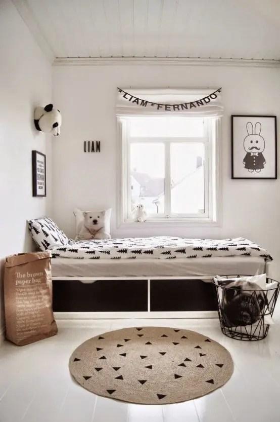 31 Dreamy And Soft Scandinavian Kids Rooms D 233 Cor Ideas