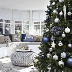 Images Of Christmas Living Room Decorations Wall Color For Rooms 55 Dreamy Decor Ideas Digsdigs