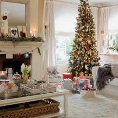 Decorate Small Living Room For Christmas Top Paint Colors 2016 55 Dreamy Decor Ideas Digsdigs