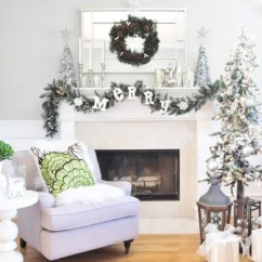 Pictures Of Living Room Decorated For Christmas What Size Rug Should I Use In My 55 Dreamy Decor Ideas Digsdigs