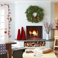 55 Dreamy Christmas Living Room Dcor Ideas | DigsDigs