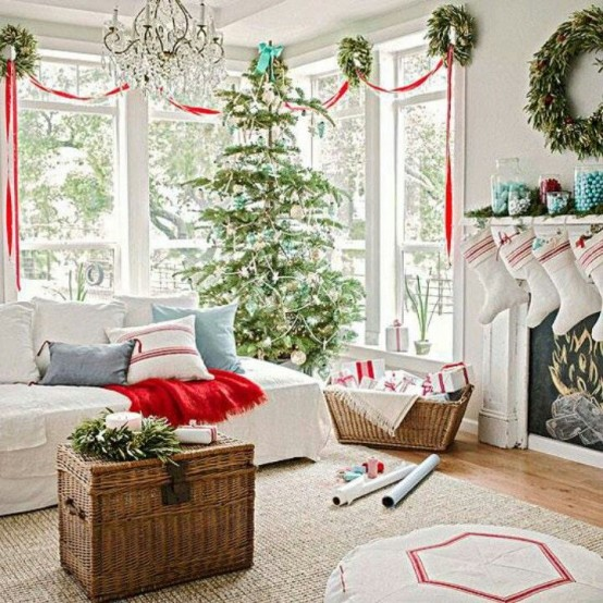 images of christmas living room decorations wall color ideas pictures 55 dreamy decor digsdigs