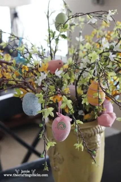 61 Original Easter Flower Arrangements  DigsDigs