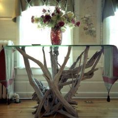 Beach Chair Photo Frame Gym Accessories 30 Eco-friendly Driftwood Furniture Ideas To Try - Digsdigs