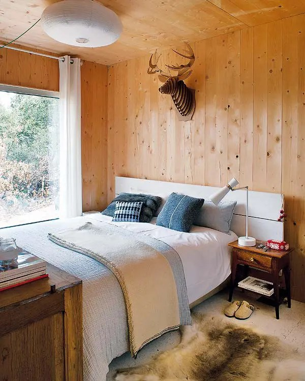 Eco Friendly Forest House With Eclectic Interiors DigsDigs