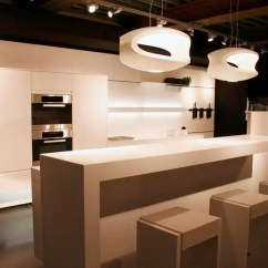 Pictures Of Kitchen Islands Cabinet With Drawers Futuristic Design By Eggersmann - Digsdigs