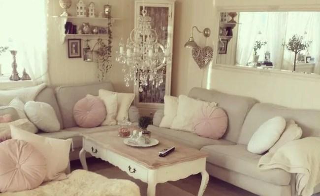 Shabby Chic Decor Living Room Modern House
