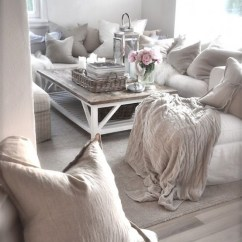 Shabby Chic Living Rooms Pictures Desks For 37 Enchanted Room Designs Digsdigs