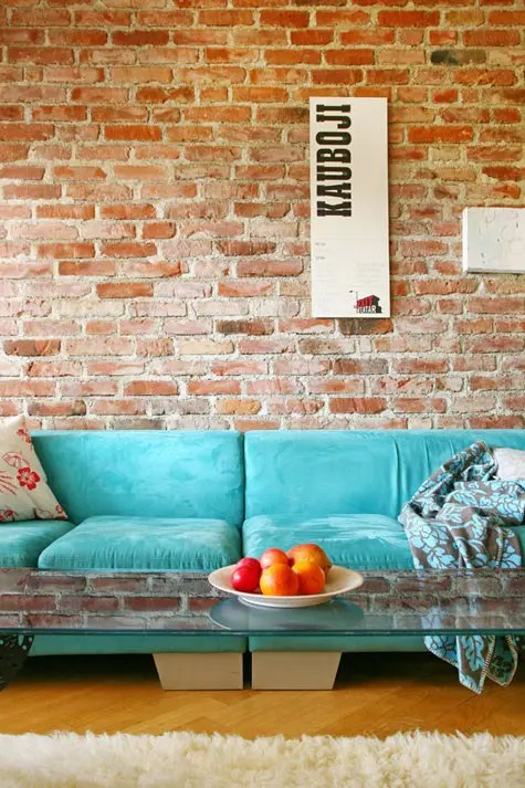 69 Cool Interiors With Exposed Brick Walls  DigsDigs