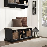 30 Eye-Catching Entryway Benches For Your Home - Interior ...