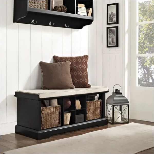 Eye-catching Entryway Benches Home