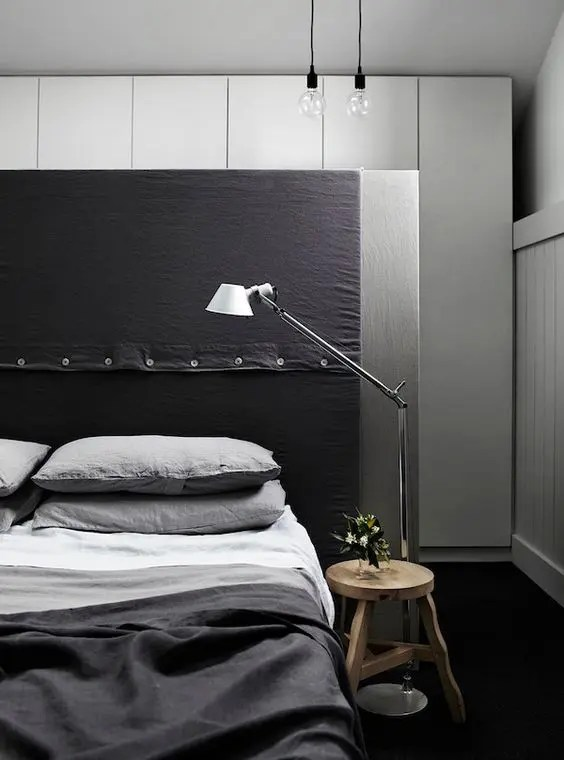 43 Stylish Masculine Headboards For Your Mans Cave