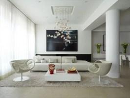 Fabulous and Modern Flat Interior Design   DigsDigs