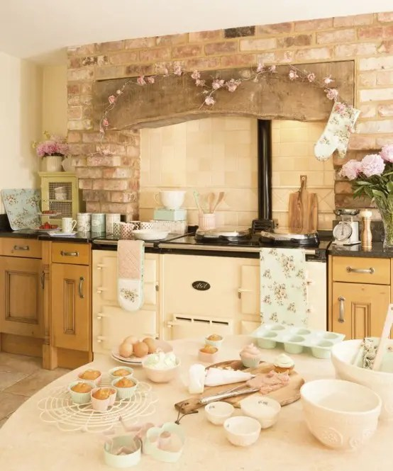 32 Fabulous Vintage Kitchen Designs To Die For DigsDigs