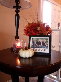 43 Fall Coffee Table Dcor Ideas - DigsDigs