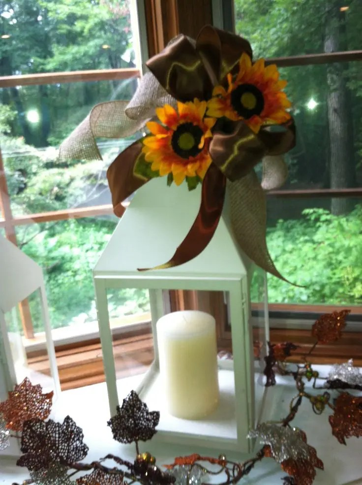 50 Fall Lanterns For Outdoor And Indoor Dcor