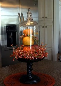 21 Fall Pumpkin Stands For Outdoor And Indoor Dcor - DigsDigs