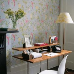 Living Room Decorating Ideas Paint With Accent Wall 25 Home Office Décor To Bring Spring Your ...