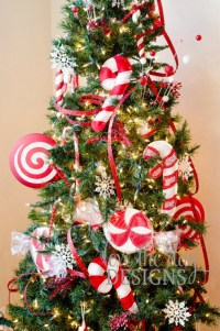 25 Fun Candy Cane Christmas Dcor Ideas For Your Home ...