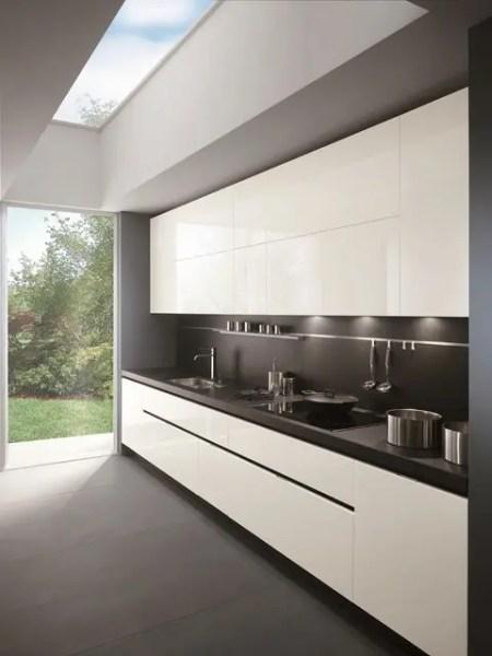 minimalist kitchen design ideas 37 Functional Minimalist Kitchen Design Ideas - DigsDigs