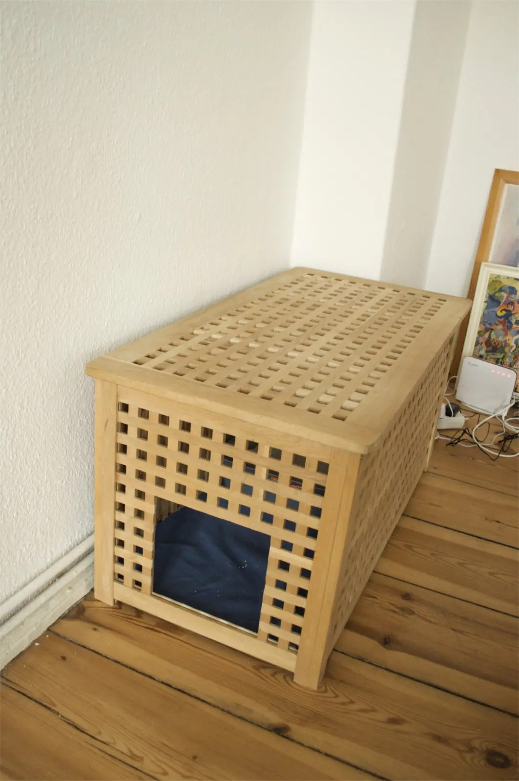 24 Functional Ways To Rock IKEA Hol Table In Your Decor DigsDigs