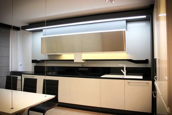 Futuristic Apartment High Technologies Lovers