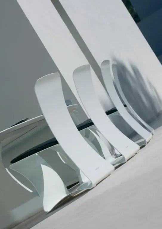 ikea metal chairs home theatre india futuristic garden furniture with ferrari-style lounge chair - digsdigs