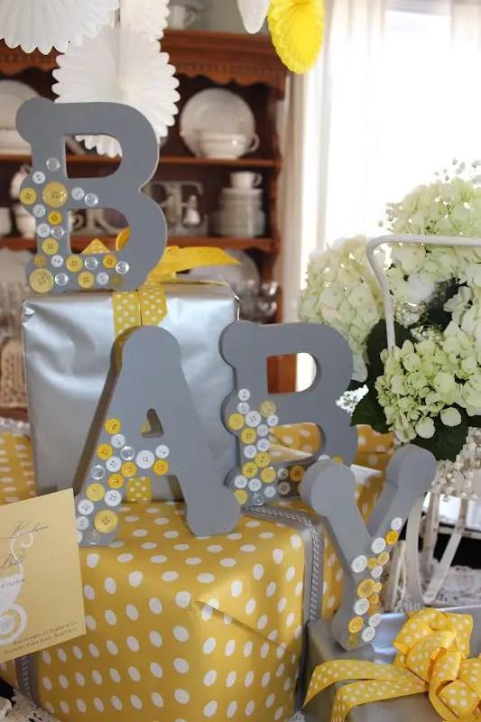 Sheep Baby Shower Ideas Photo 3