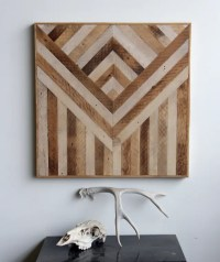 Geometric Wood Panels To Decorate Your Walls By Ariele ...
