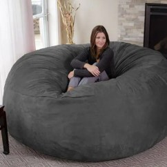 Cool Chairs For Dorm Rooms Kitchen Barstools Giant Cozy Chill Bean Bag To Curl Up Inside - Digsdigs