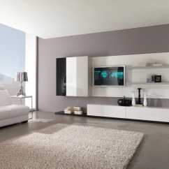 Pictures Of Modern White Living Rooms Room Tv Furniture Black And For From Giessegi