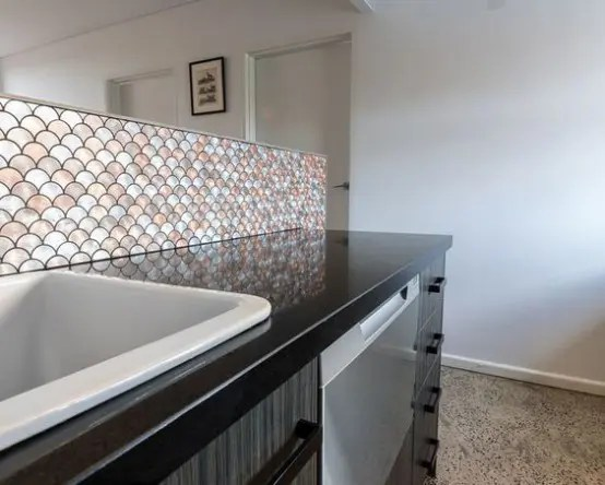 32 Gorgeous And Eye Catching Fish Scale Tiles D 233 Cor Ideas