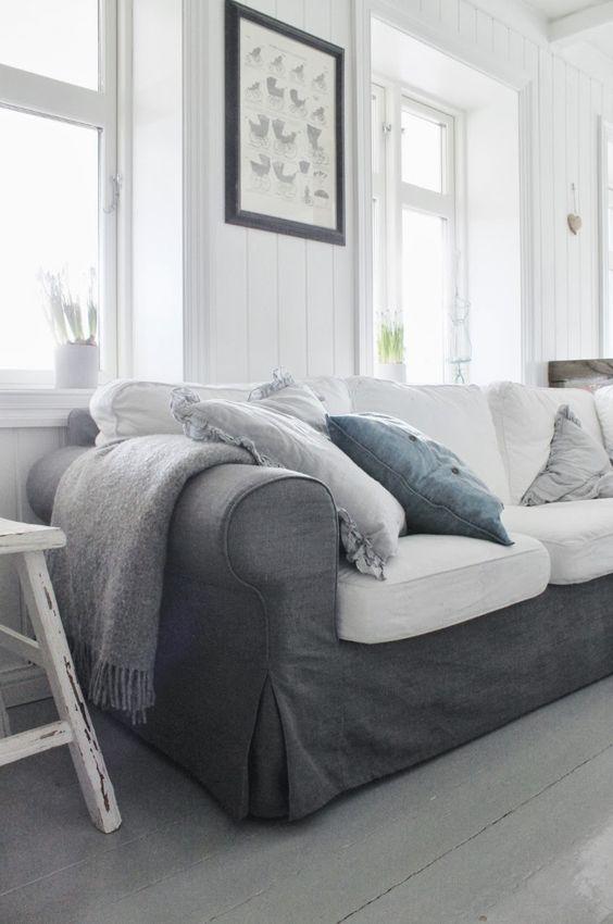 29 Awesome IKEA Ektorp Sofa Ideas For Your Interiors