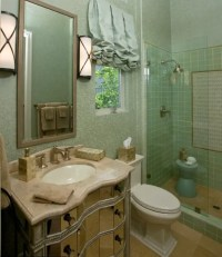 71 Cool Green Bathroom Design Ideas | DigsDigs
