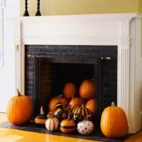 70 Great Halloween Mantel Decorating Ideas - DigsDigs