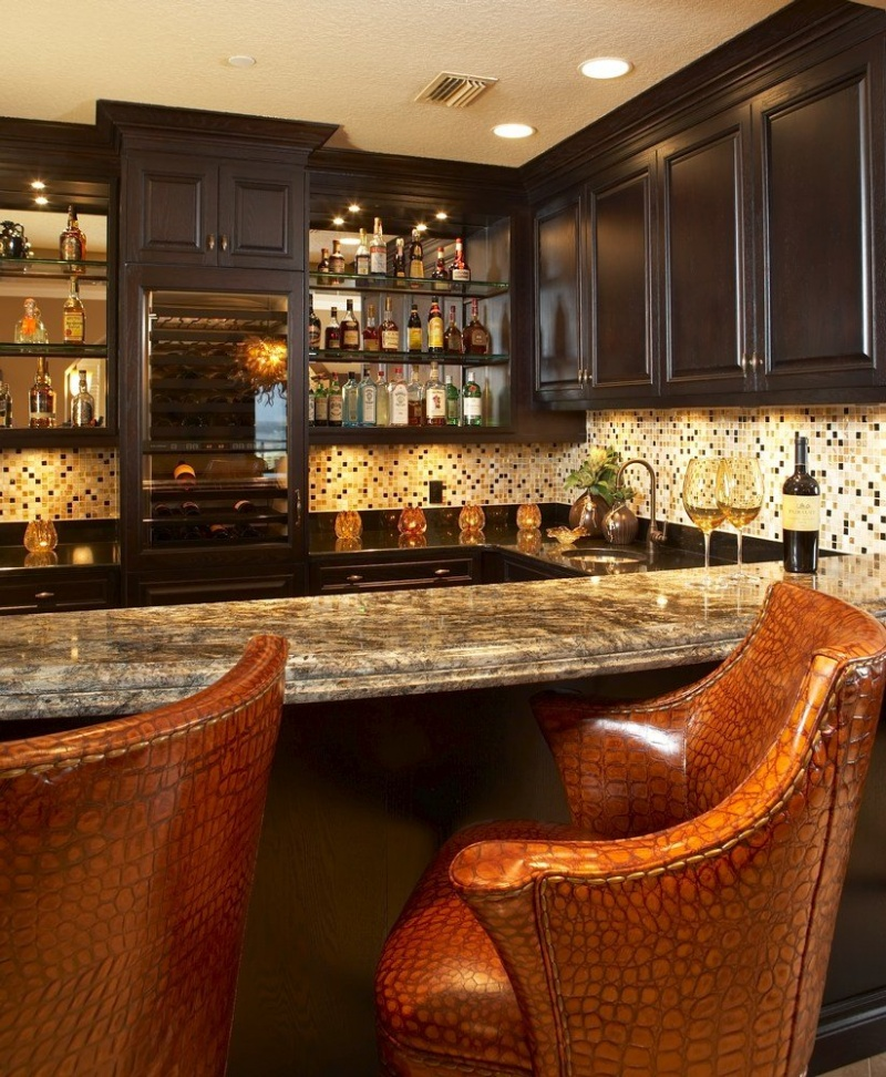 Bar Design Home Ideas