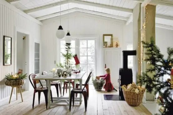 House In Scandinavian Minimalism With Vintage  DigsDigs