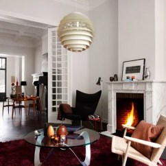 Scandinavian Living Room Furniture Elegant Rooms Designs House With Art Nouveau Architecture And Minimalist ...