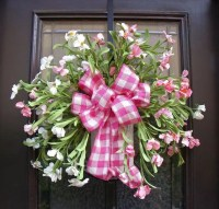 Front Door Decorating Ideas For Spring. Trendy Fall Orange ...
