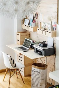 Picture Of how to organize your home office smart ideas 16