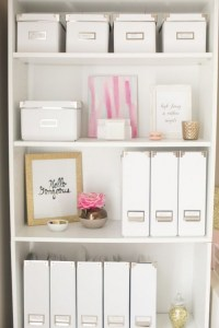 How To Organize Your Home Office: 32 Smart Ideas - DigsDigs