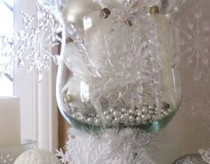 Christmas Decor On Pinterest Garlands Wreaths And White