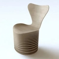 Iconic Series 7 Chair Re-Edition By Famous Architects ...