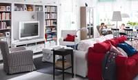 IKEA Living Room Design Ideas 2011 | DigsDigs