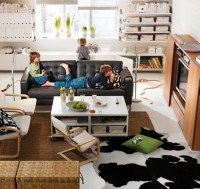 IKEA Living Room Design Ideas 2011 - DigsDigs