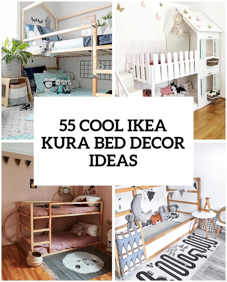 55 Cool IKEA Kura Beds Ideas For Your Kids Rooms DigsDigs