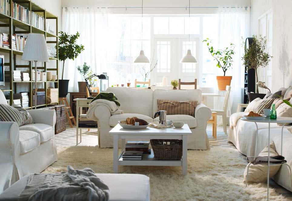 Home Design  Ikea Living Room