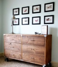 IKEA Tarva Dresser In Home Dcor: 35 Cool Ideas - DigsDigs