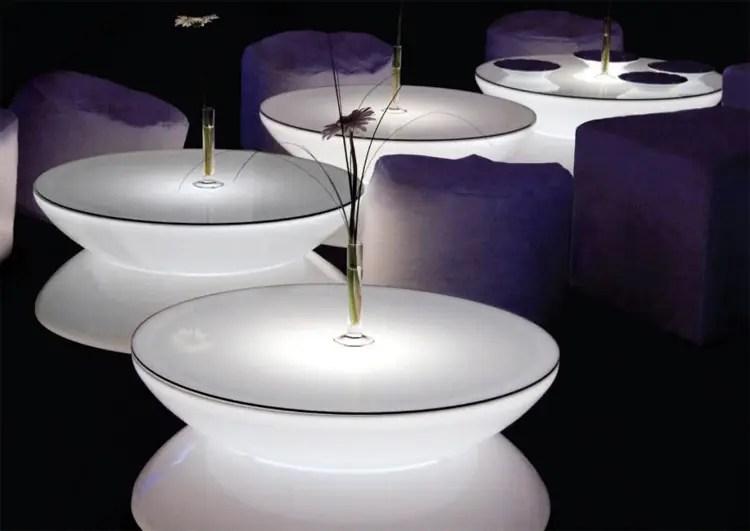 Translucent LED Light Tables