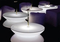 Translucent LED Light Tables